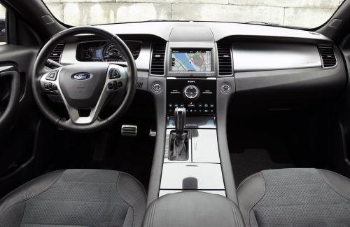 2015 Ford Taurus Sho Redesign Ford Taurus Sho 2014 Ford Taurus 2012 Ford Taurus