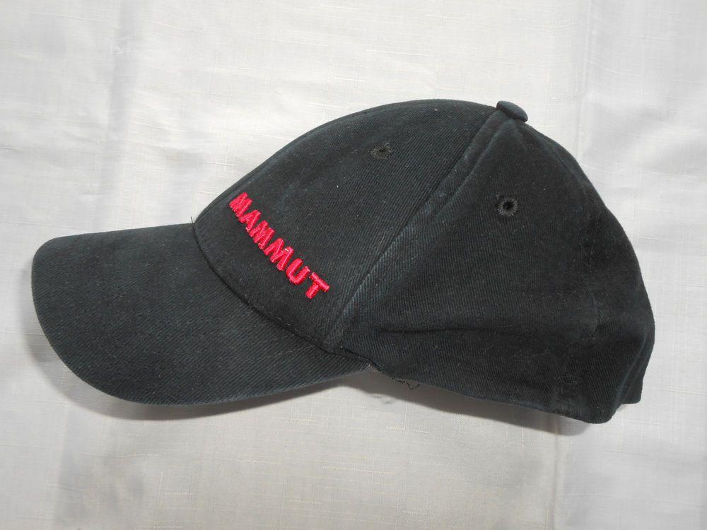 de54288d00b Mammut Visor Ski Sport Cap Hat sz L  fashion  clothing  shoes  accessories