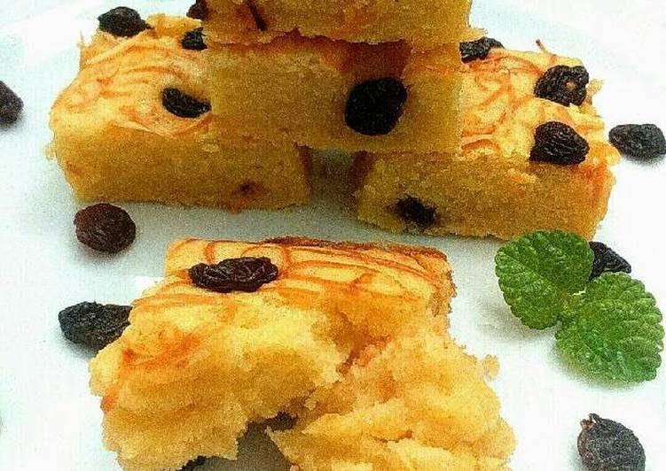 Resep Brownies Tape Keju Kismis Oleh Bany A Sofian Resep Kismis Keju Makanan