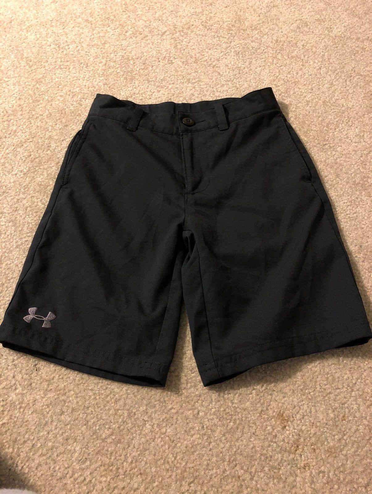 40+ Boys black golf shorts viral
