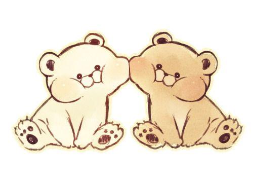 art cute kawaii pixiv Bears pixiv art •
