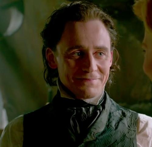 #TomHiddleston as Sir Thomas Sharpe in Crimson Peak, 2015.