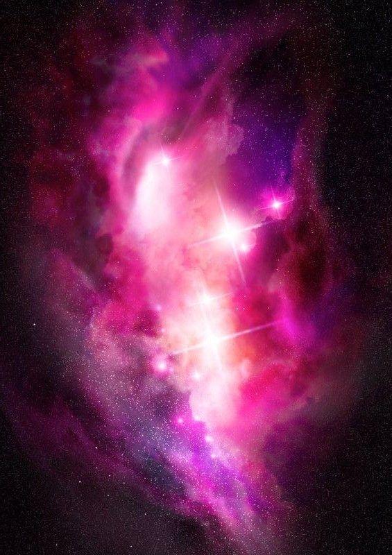 pink galaxy iphone wallpaper wwwpixsharkcom images
