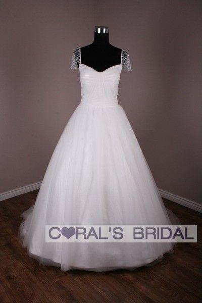 wd09371(f) Replica of christos design JULIANNA wedding dress | One ...
