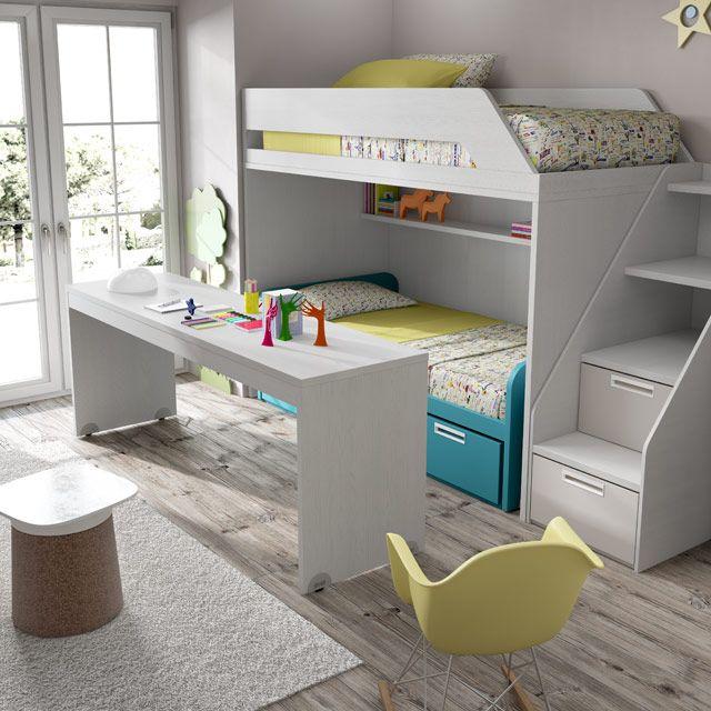 Snap 09 muebles hermida world of decor muebles hermida muebles y habitaciones infantiles - Hermida muebles ...