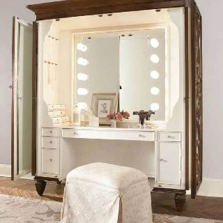 This is a dream. Hidden dressing table. | For the Home | Pinterest ...