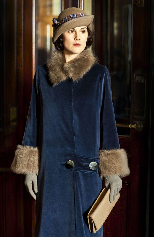 'Downton Abbey' Season 5 costumes