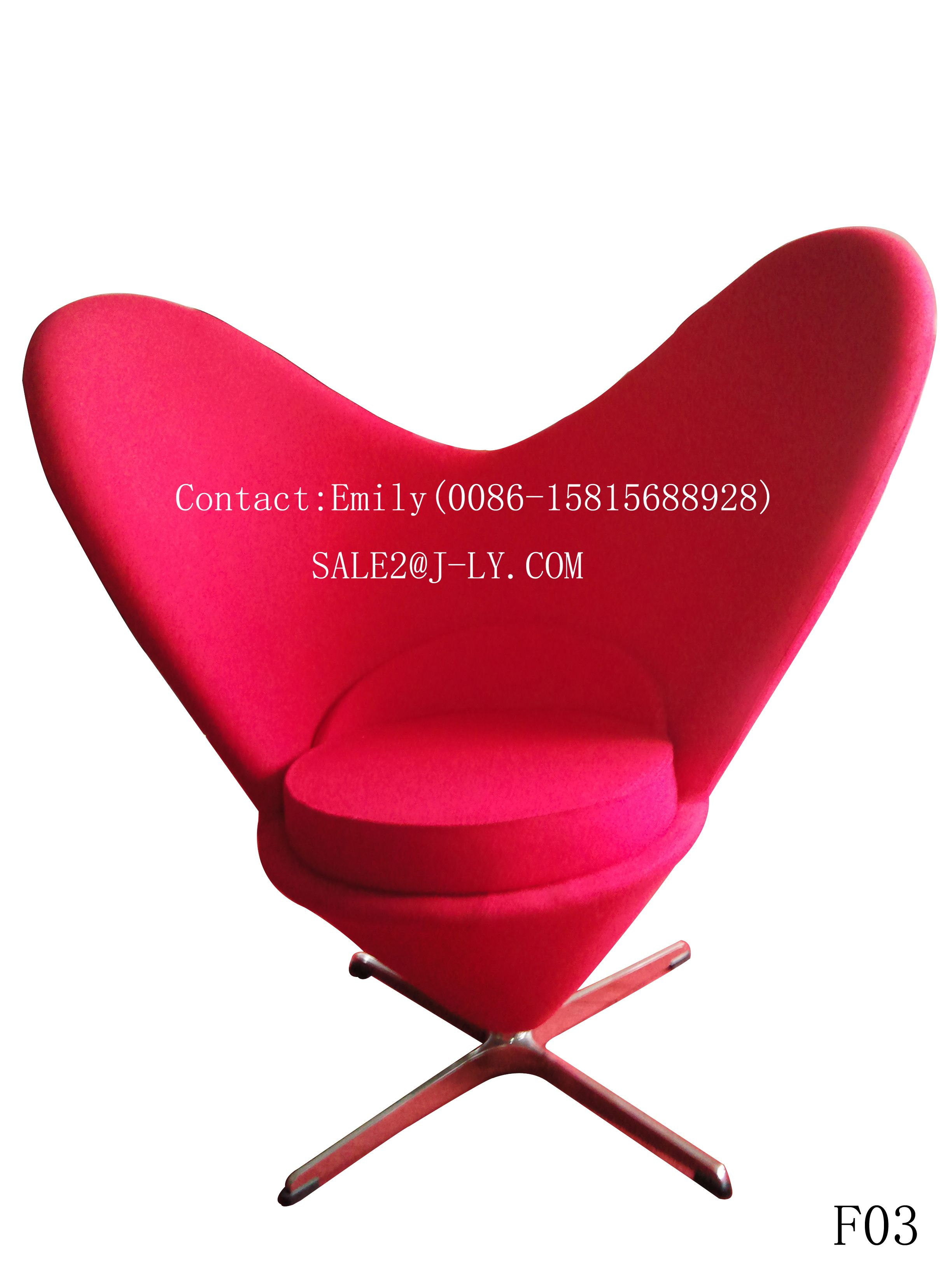 heart shape leisure chair | Leisure Chair | Pinterest