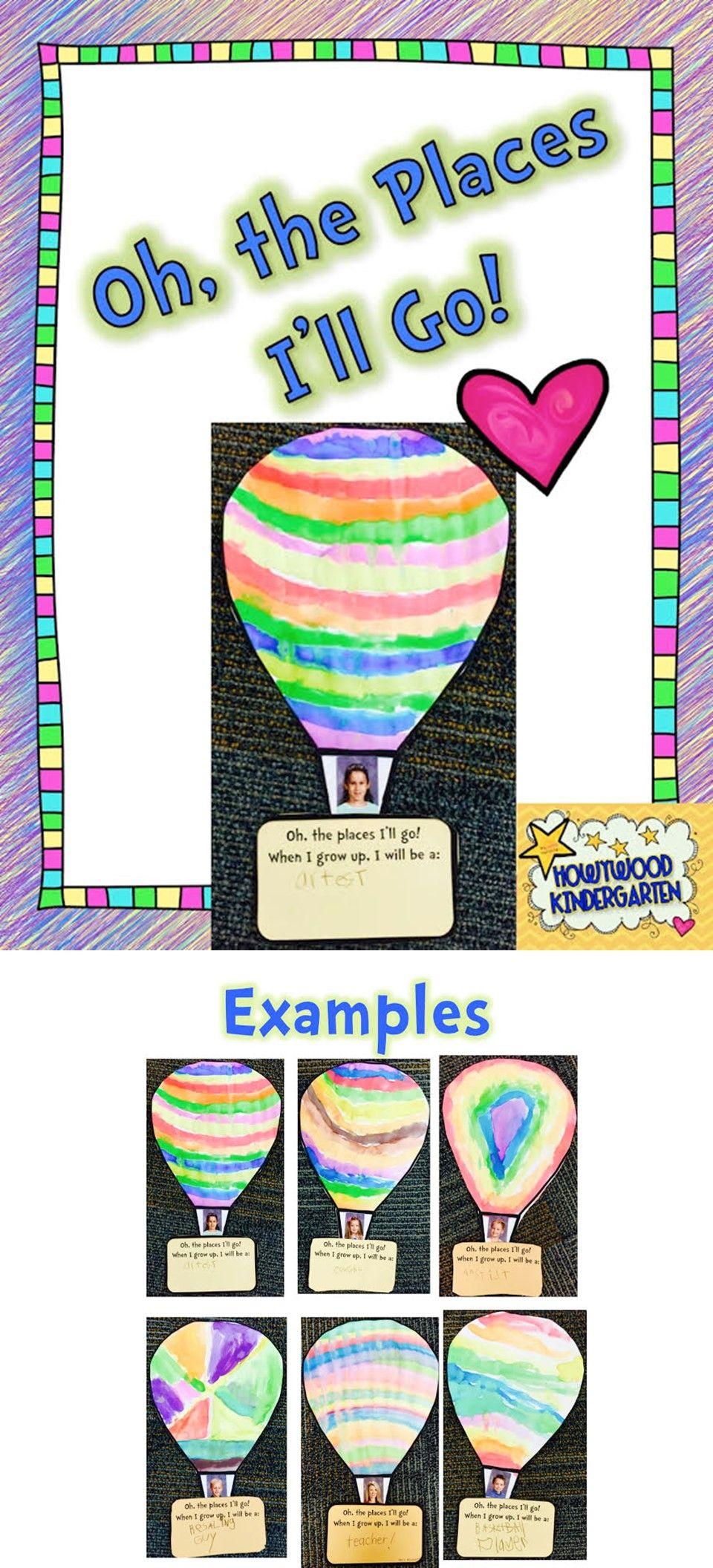 Dr Seuss Art Project Fourth Grade