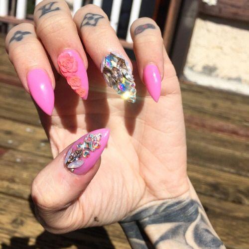 Jefree Star Nails Star Nails Star Nail Designs Nail Designs Bling