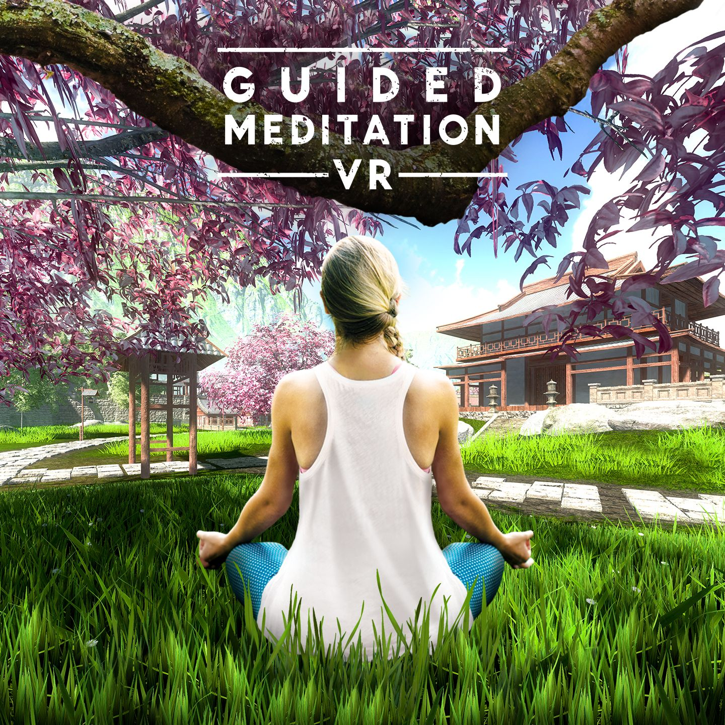 Relax VR for Oculus Go Guided meditation, Relax, Meditation