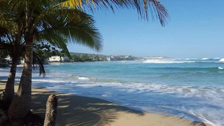 Playa isabela PR