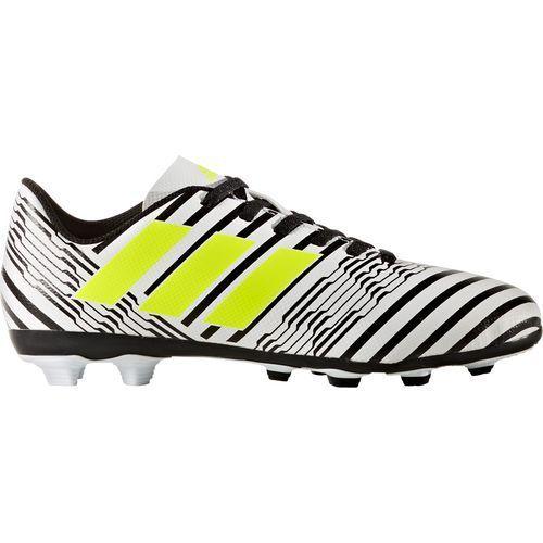 adidas boys nemeziz fxg j gli scarpini da calcio calcio calcio (bianco / nero, taglia 37c9d7