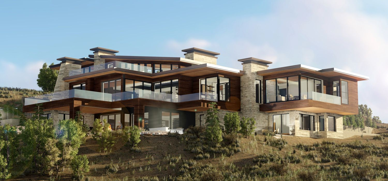 Promontory Ridge 33 Promontory Club Park City Ut Architecture House Modern Mansion Mansions Homes
