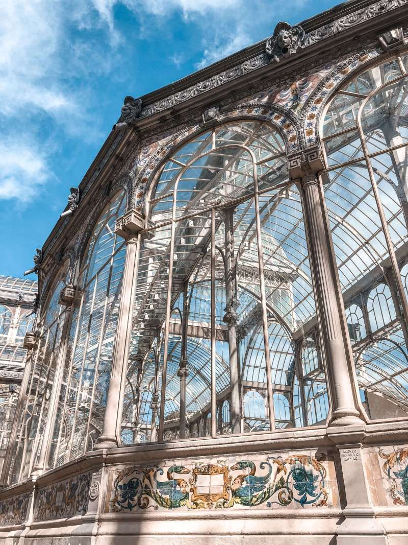10 Amazing Things To Do In Madrid Madrid Travel Spain Photography Crystal Palace Madrid