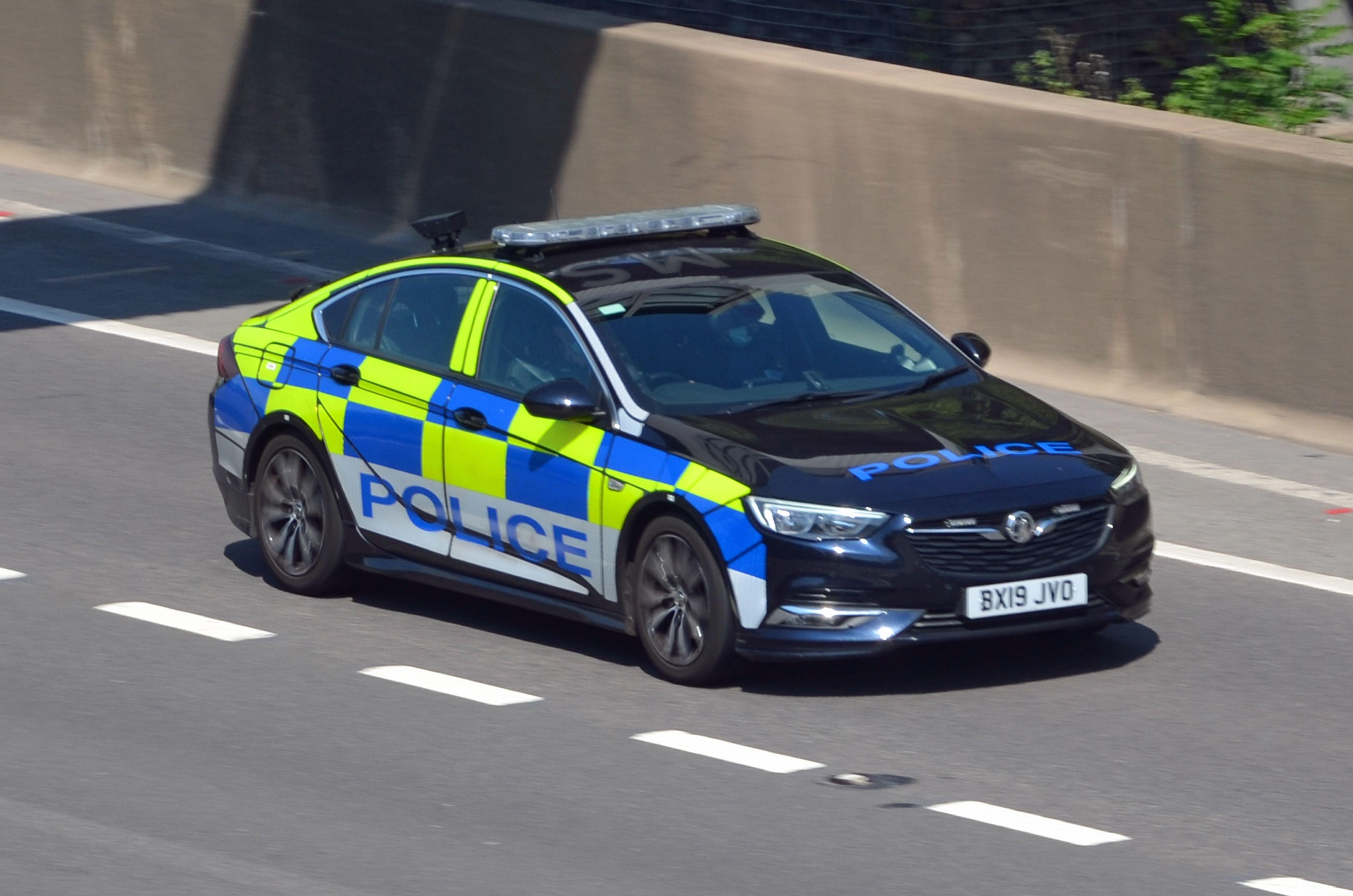 Bx19 Jvo Vauxhall Insignia Vauxhall Emergency Vehicles