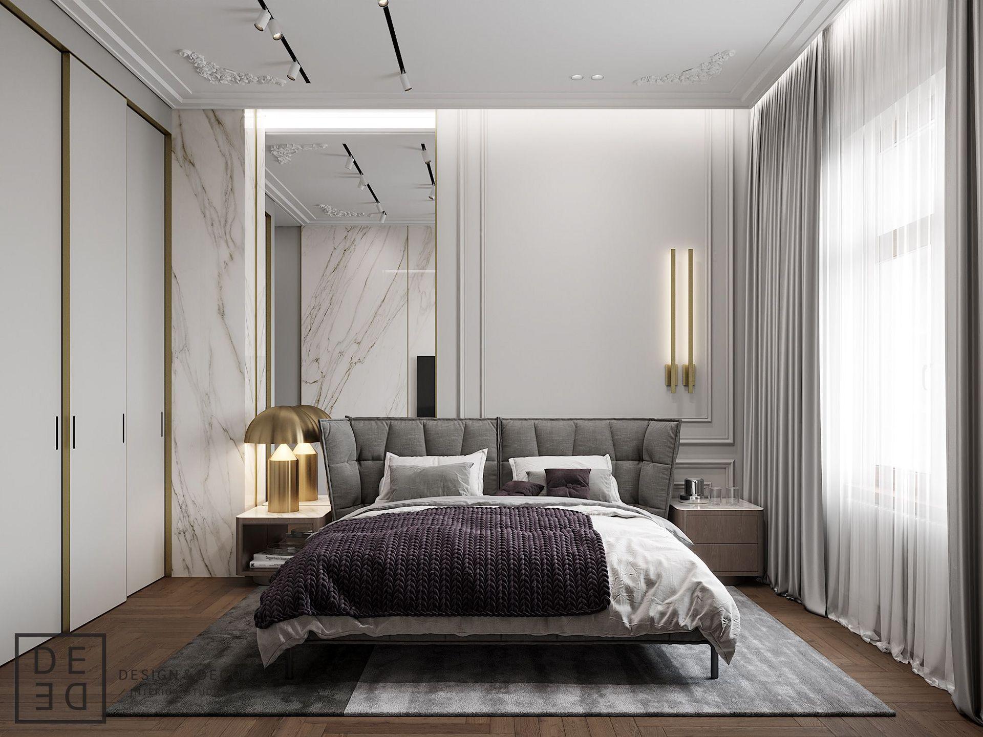 Best De De Fusion Apartment On Behance Modern Bedroom Design 400 x 300