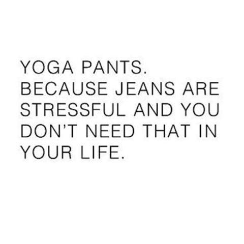 yoga #inspiration | Yoga quotes, Yoga pants humor, Shopping ...