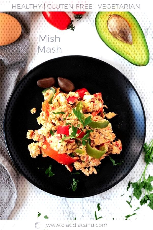 Healthy Traditional Bulgarian Recipe Mish Mash | A Healthy Traditional Bulgarian Recipe - This vers
