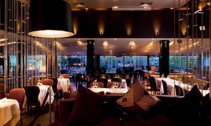 Nuba restaurant by Futur2 Barcelona 02 | Restaurant-Bar & Cafe ...