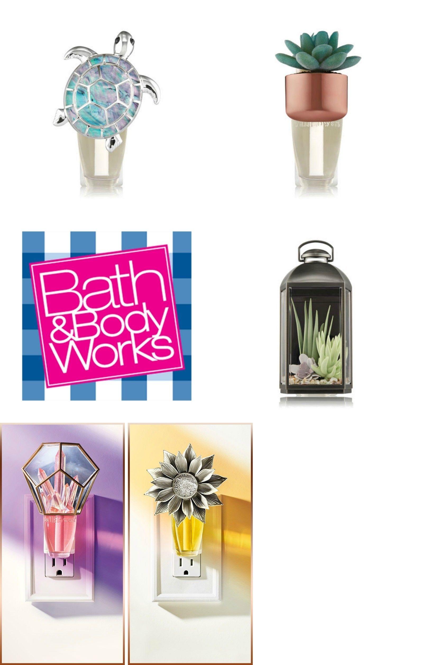 Bath Body Works Wallflowers Fragrance Plug Diffuser Many Retired To Choose From Ebay Bath And Body Works Bath And Body Diffuser