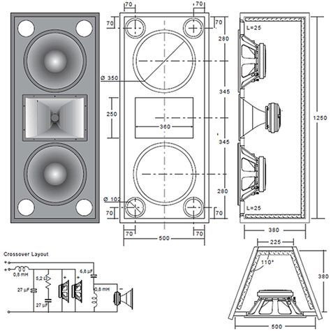 Cabinet Plans Speaker Guitar Bass Pinterest Cabinet Plans Speakers And Speaker Plans