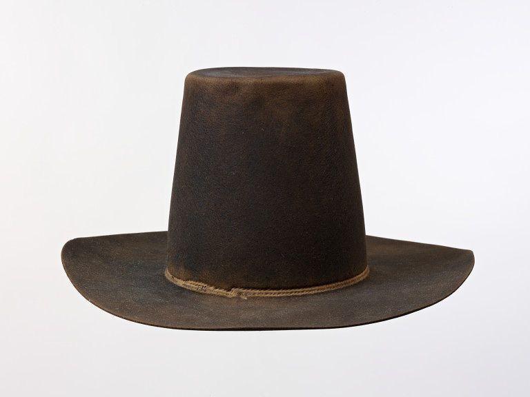 6e168003 Beaver Felt Hat, 17th Century | Period Clothing & Uniforms | Hats ...