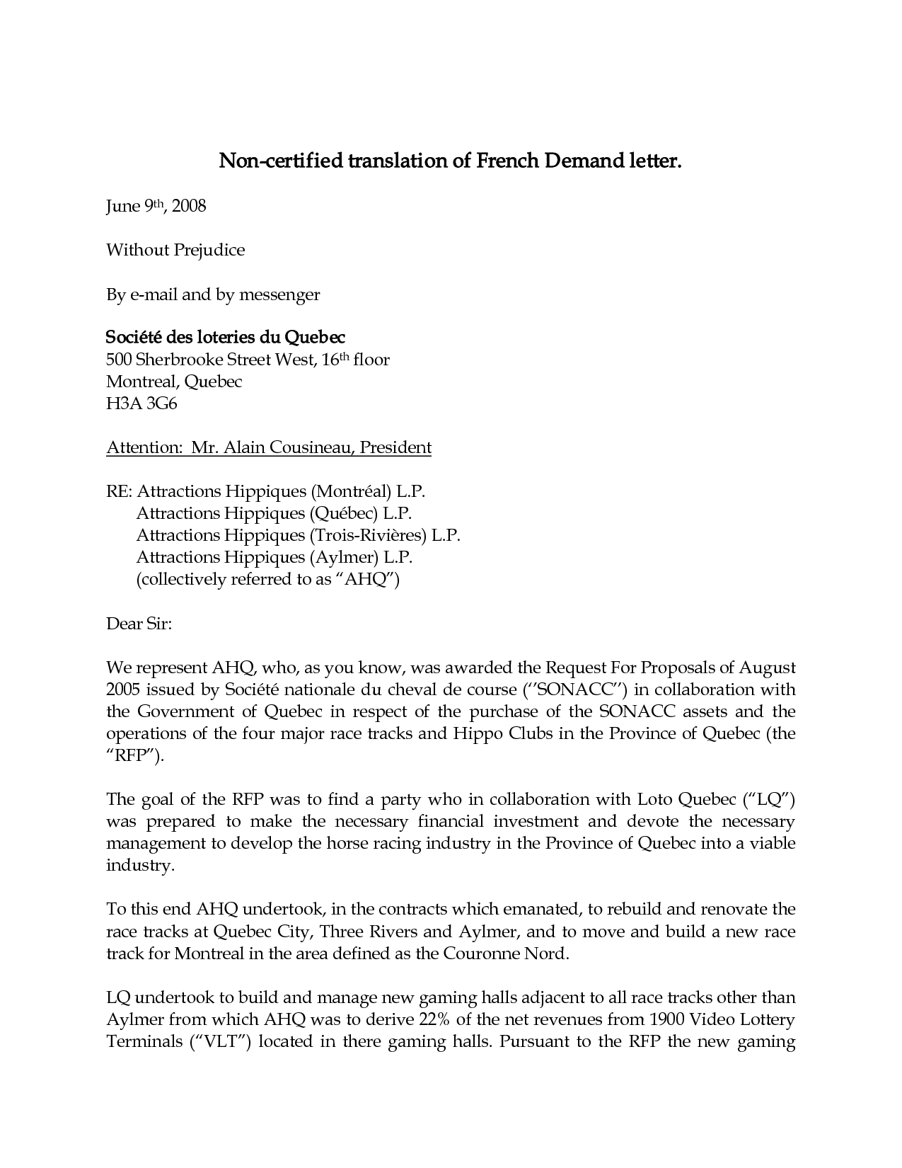 Letter Sample Authorization Format Claim Declaration Hotel Dental