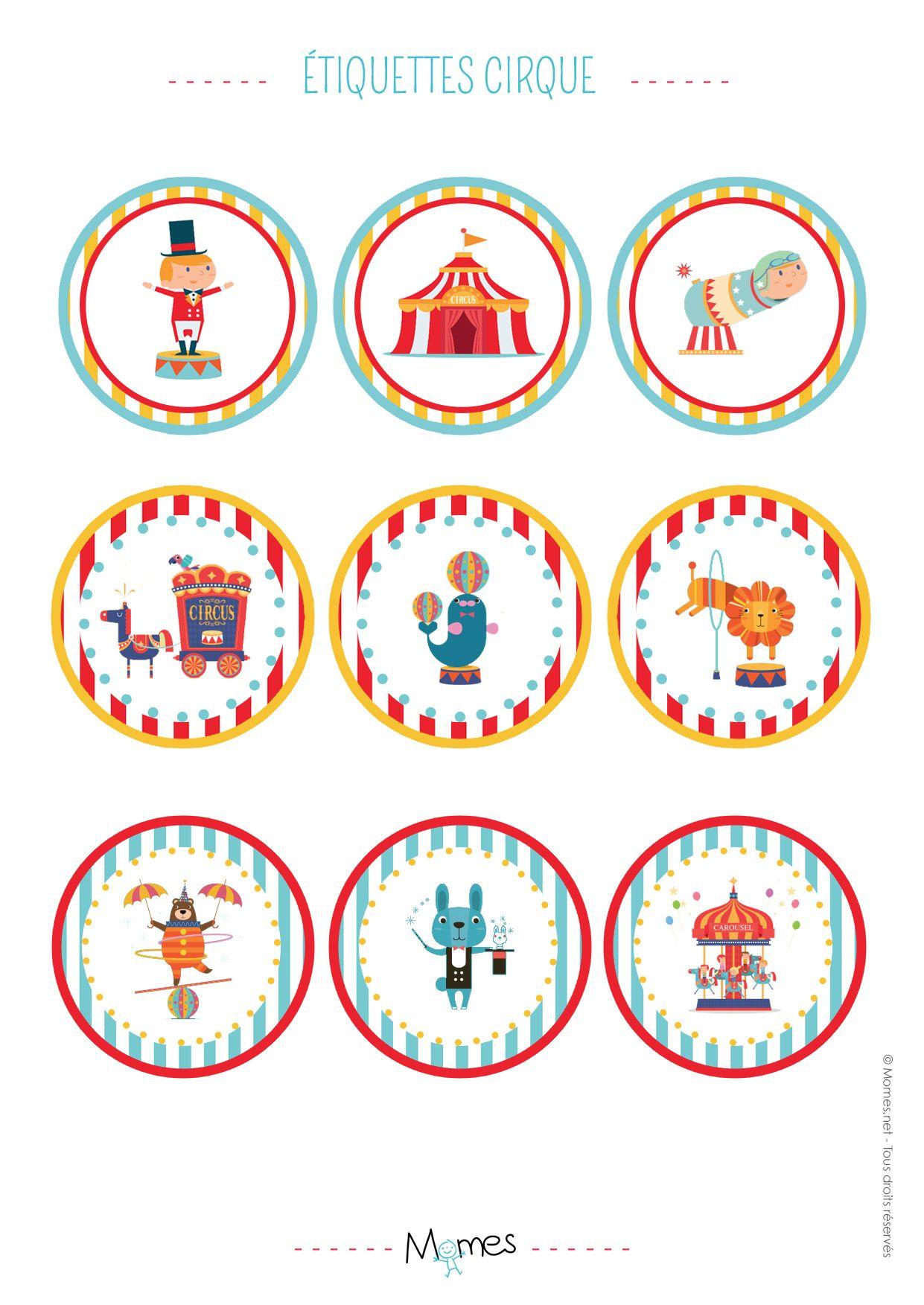 d coration g teau cirque imprimer pinterest circo cumplea os de circo y cumplea os. Black Bedroom Furniture Sets. Home Design Ideas