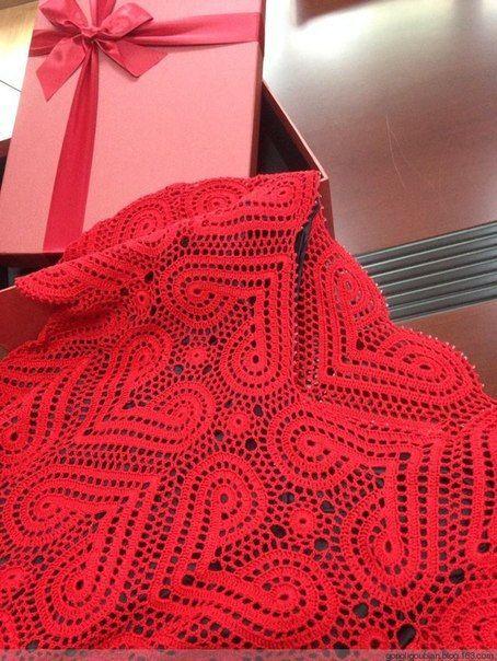 Вязание крючком на Блоге Настика