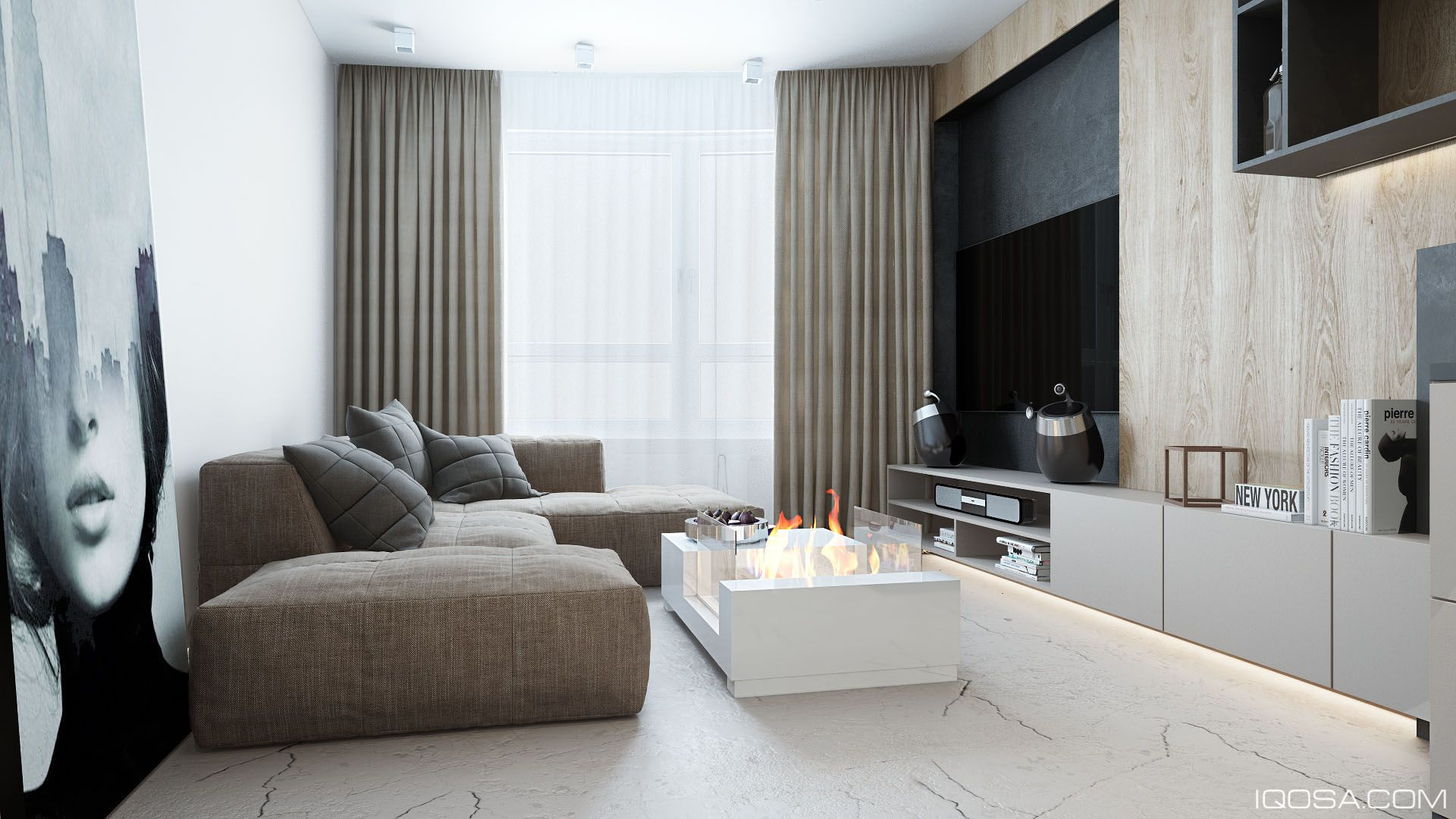 Park apartment. #iqosa #design #architect #architecture #interior #interiordesign