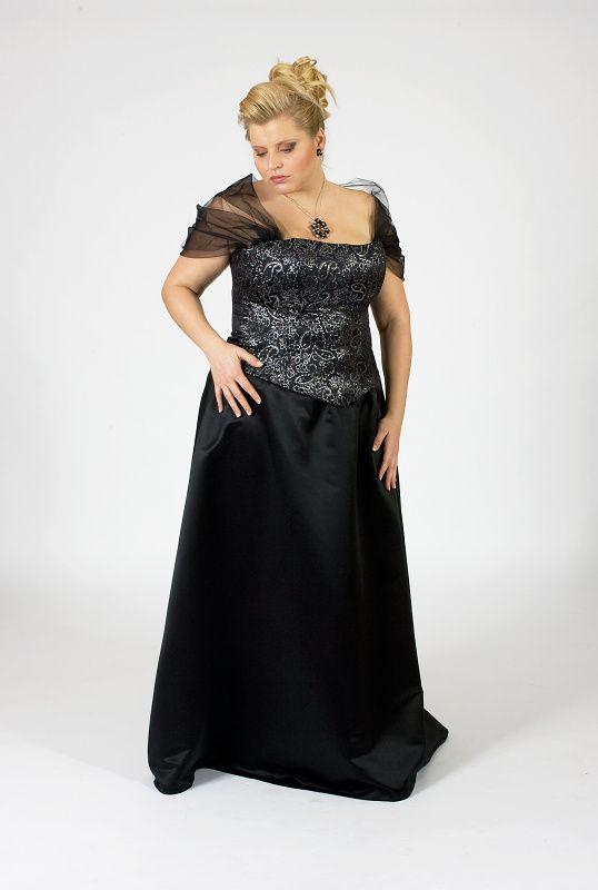 Společenské šaty XXL  42-52 - Svatební centrum - Společenské šaty Olomouc 0d8f63857c1