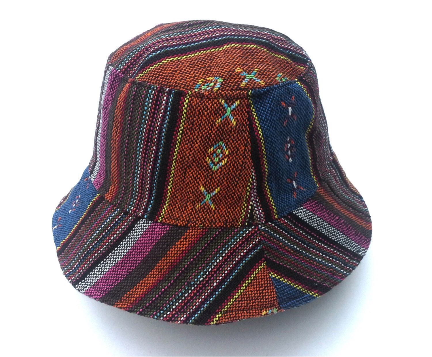 6a618b7e18f Tribal Bucket hat