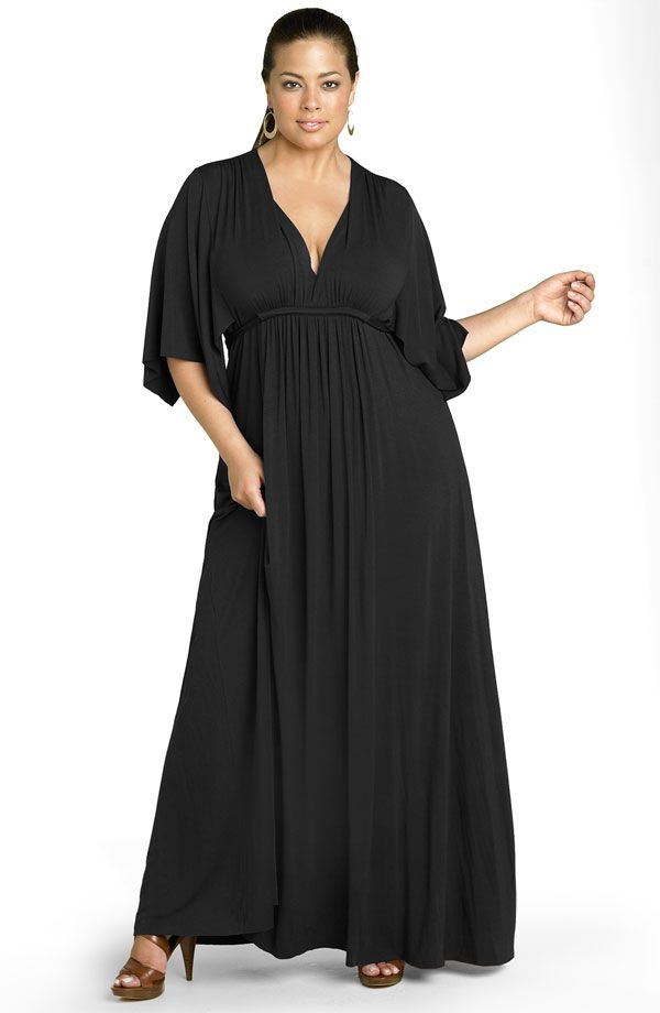 Plus Size Dresses Black Plus Size Dresses By Nordstrom Collection