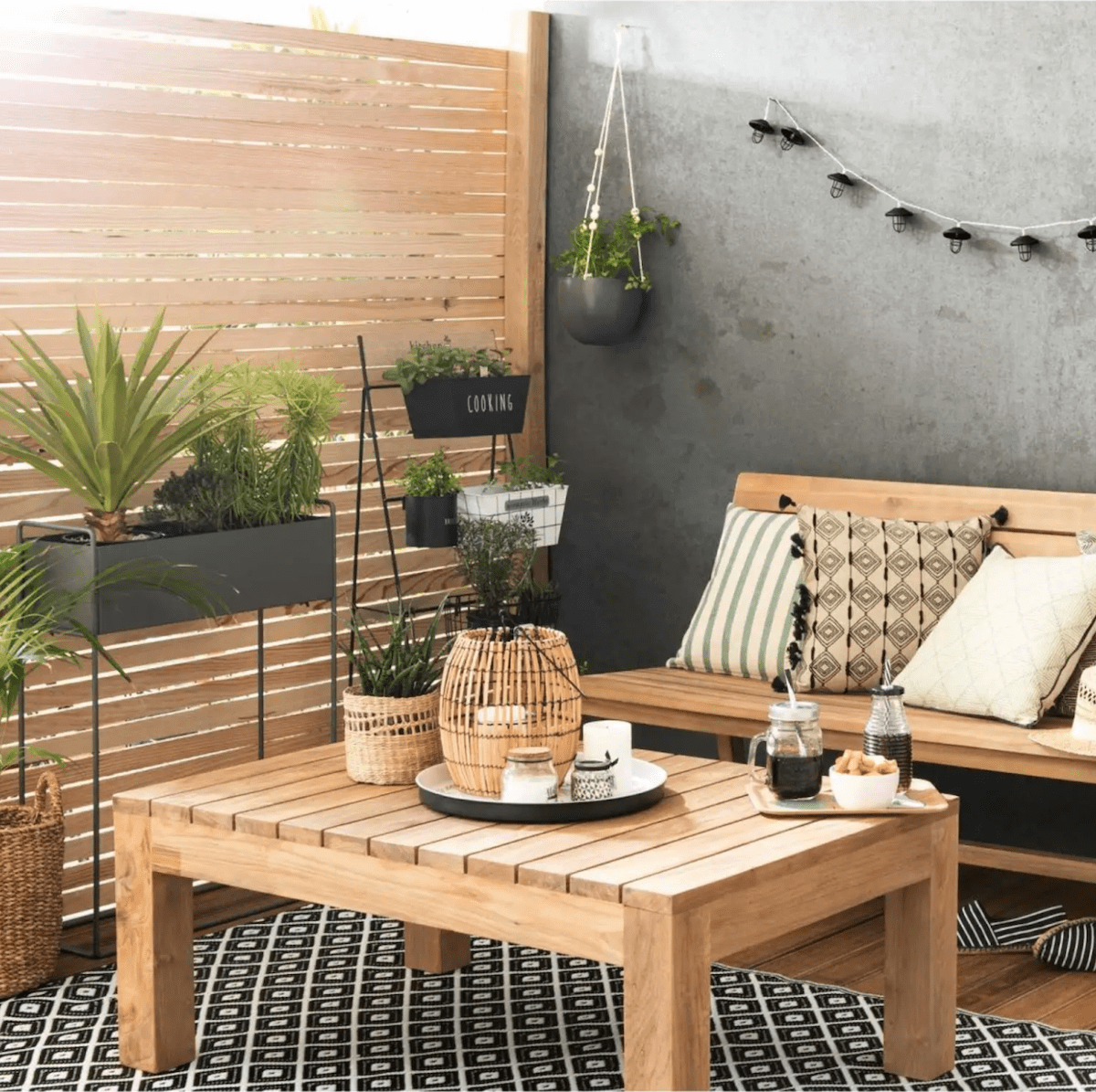 Ou Trouver Un Tapis Exterieur Pas Cher Cher Exterieur Ou Pas Tapis Trouver Un In 2020 With Images Outdoor Furniture Sets Terrace Furniture