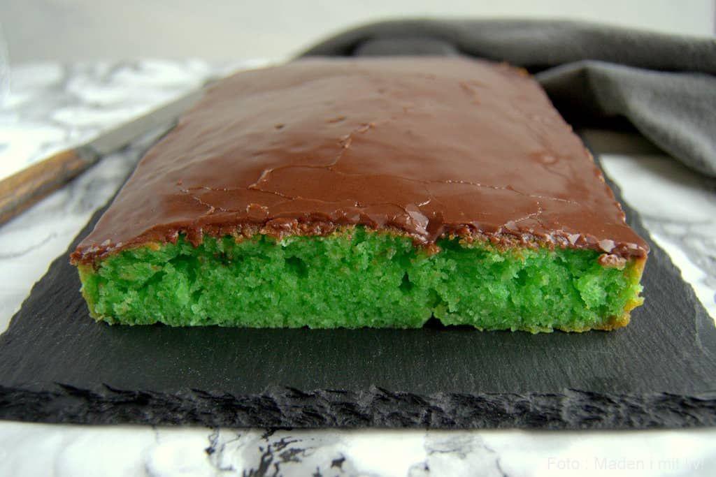 Grøn giftkage – den skønne klassiker… #slankemadopskrifter