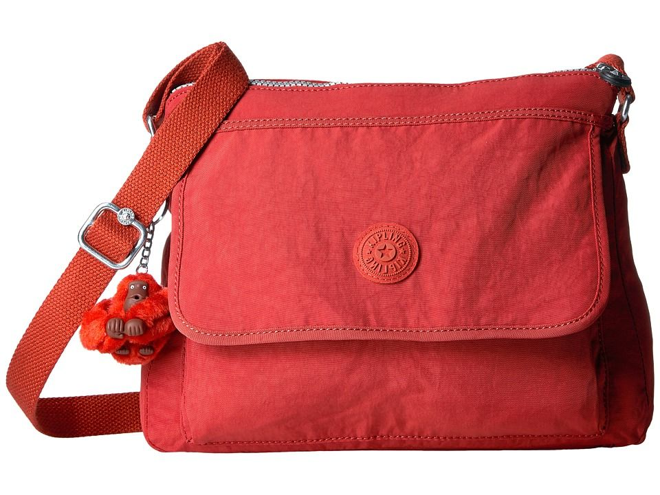 new photos on sale first rate Kipling Aisling Crossbody Bag Handbags Red Rust | Products ...