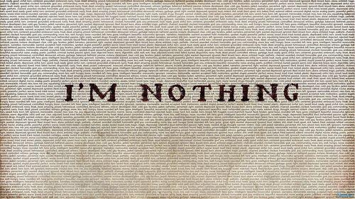 i´m nothing