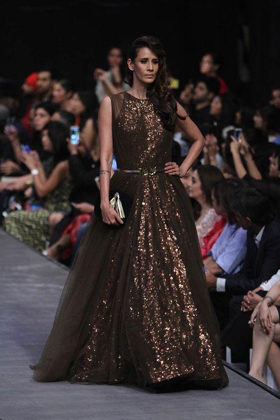 Manish Malhotra | Lakme Fashion Week Winter Festive 2015 #PM ...