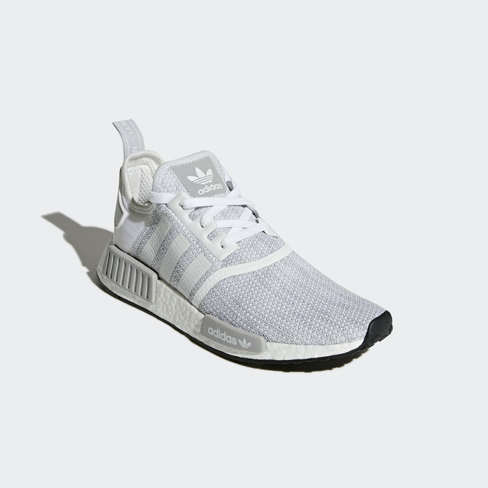 NMD_R1 Shoes Cloud White Mens in 2019 | Adidas nmd, Adidas
