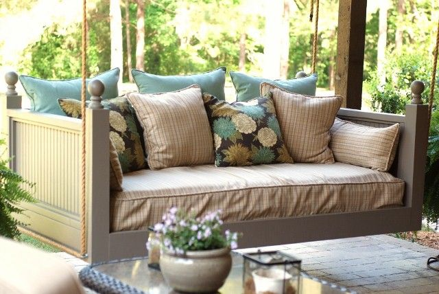 Porch bed a new kiwi wood werks design garden and outdoors words cant even describe how excited we are to introduce this new line of outdoor furniture weve been wanting to design and build porch solutioingenieria Choice Image