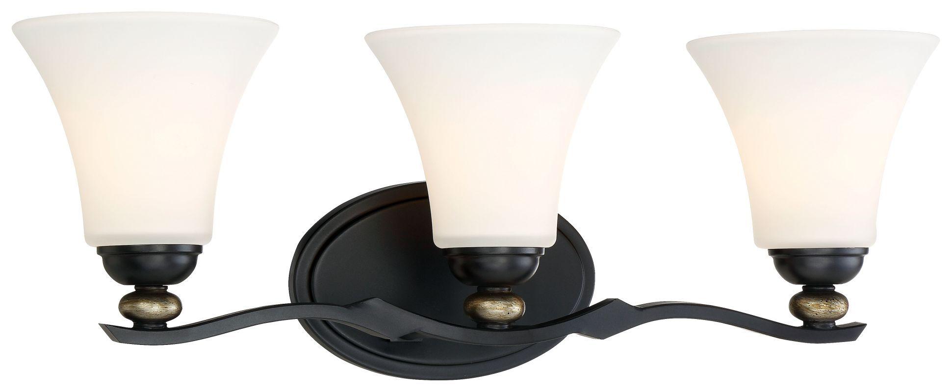 Minka Lavery 2283 589 3 Light Vanity Light from The Shadowglen