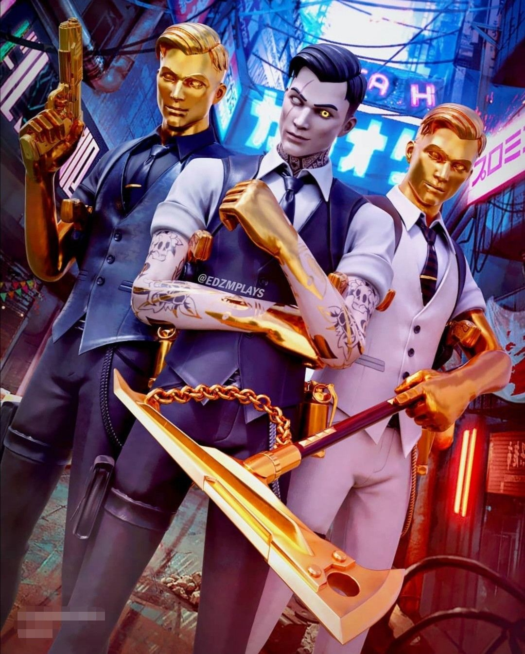 Fortnite Season 2 Chapter 2 Skins In 2020 Best Gaming Wallpapers Gaming Wallpapers Deadpool Wallpaper