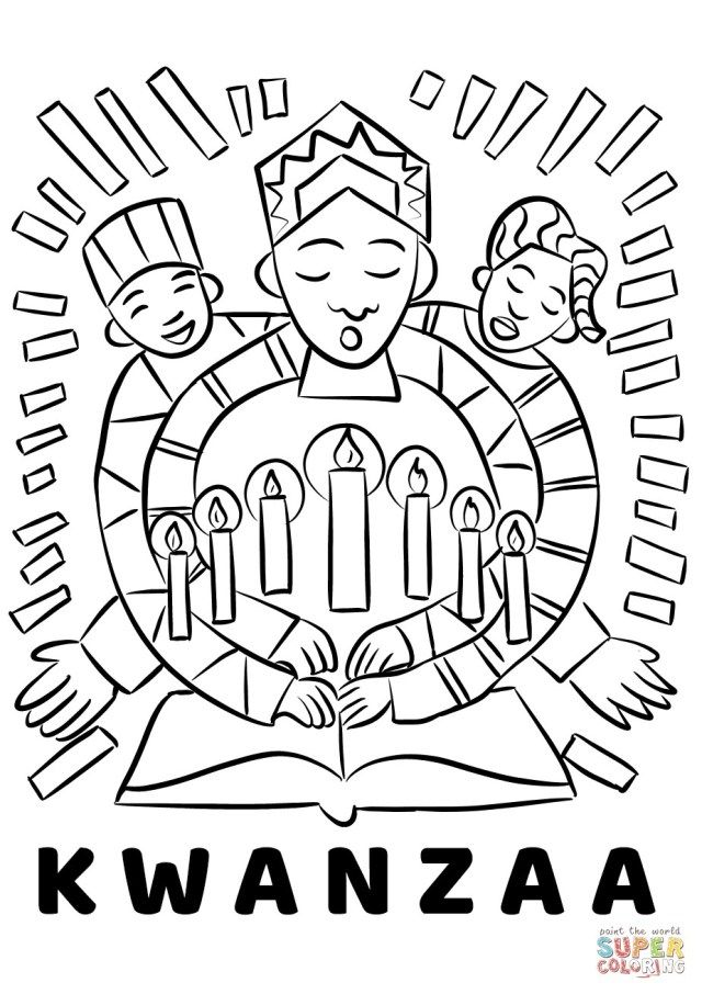 27 Elegant Photo Of Kwanzaa Coloring Pages Entitlementtrap Com Kwanzaa Colors Coloring Pages Coloring Pages For Teenagers