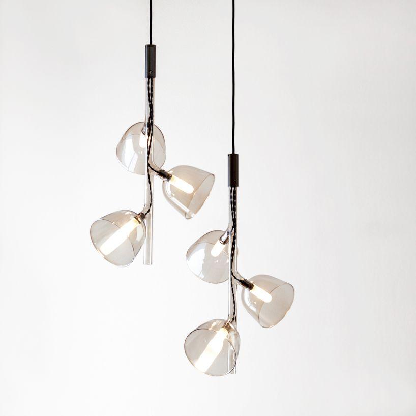 Something. Design Studiou0027s Glass Labo Pendant Lamp For Penta