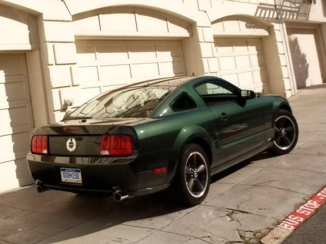 Carro Verde Musgo Pesquisa Google 2008 Mustang Mustang Bullitt Desktop Wallpaper