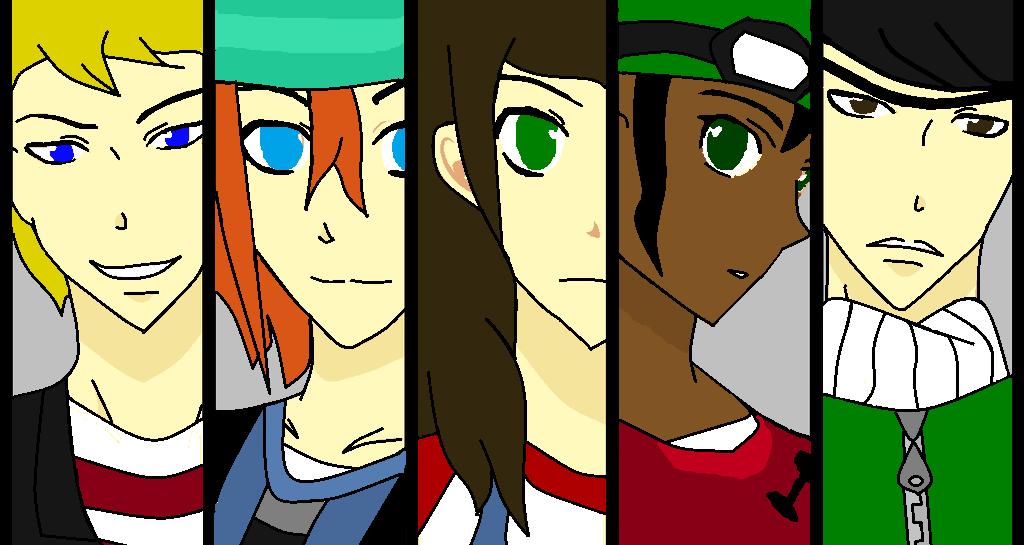 lukas minecraft story mode cast