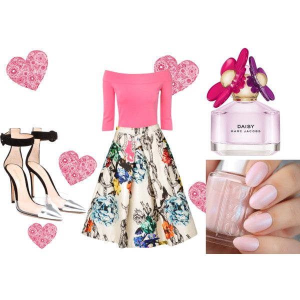 Fashion Alert: Spring Style #roseprint #florals #2015springfashiontrends #springstreetstyle #stylecheck #fashionalert #glamgirl #accessories #shoes #springcollection