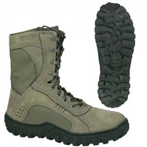 Rocky Sv2 Air Force Sage Green Vented Boots Usamm Boots Army Boots Green Boots