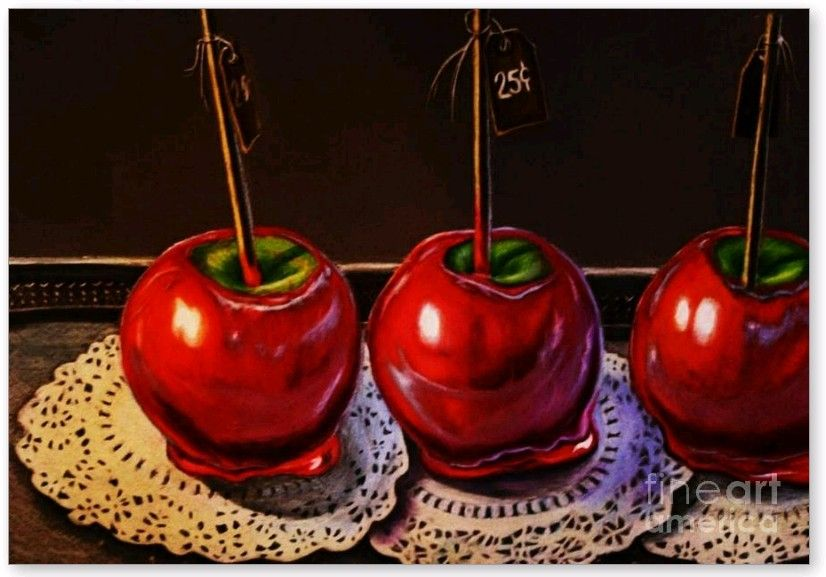 Pin By Yesim On Cizim Candy Apples For Sale Candy Apples Caramel Apples